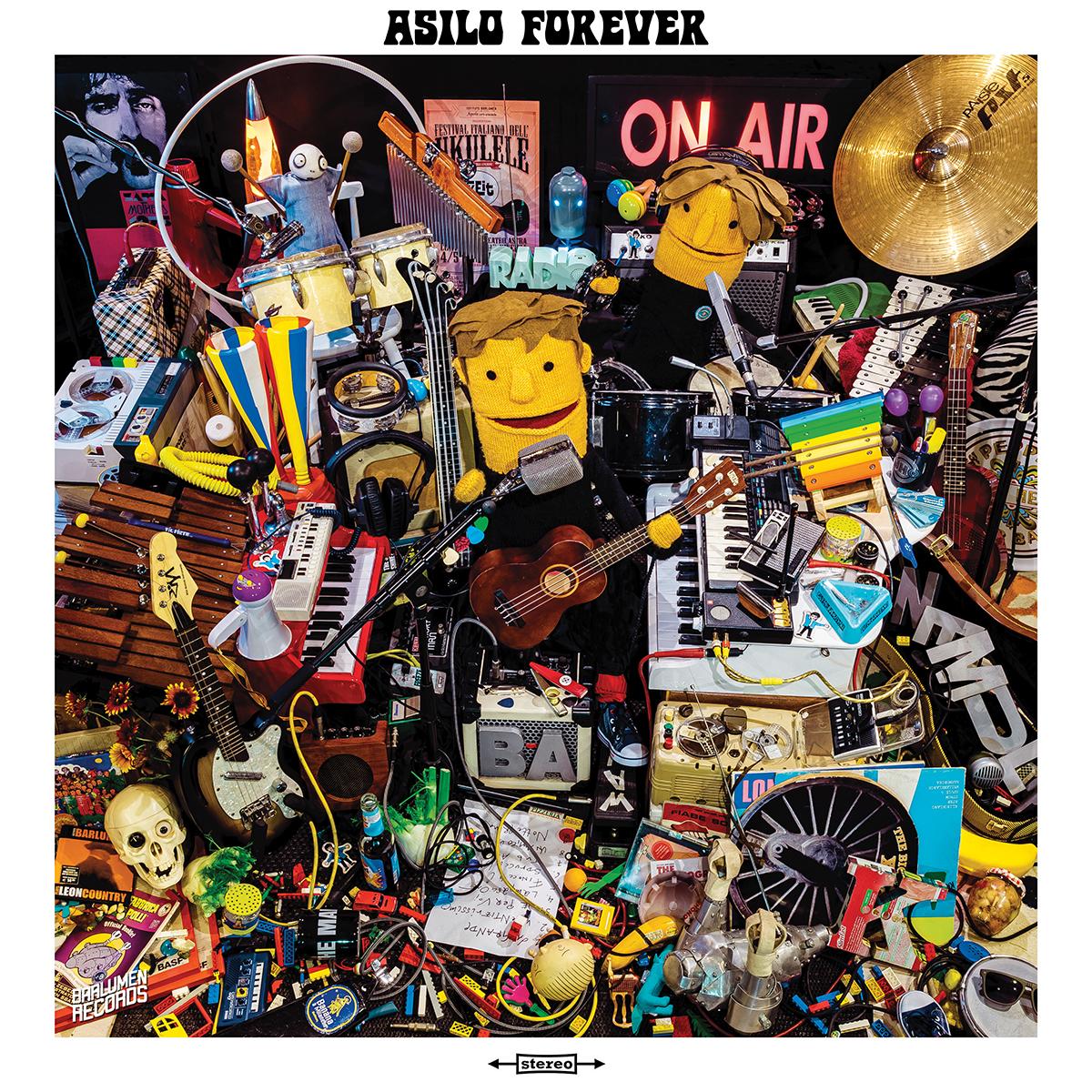 <span>Asilo Forever</span>