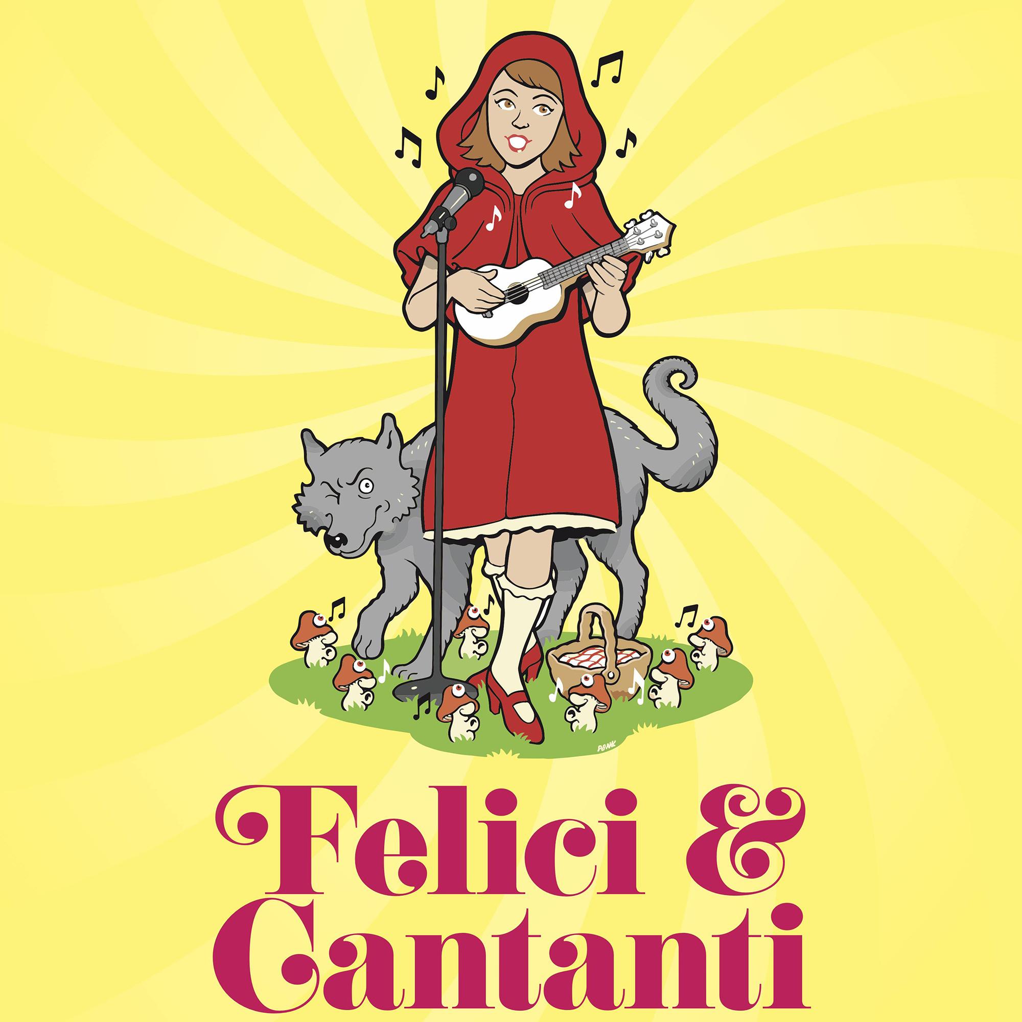 <span>Felici & Cantanti - il musical delle fiabe</span>