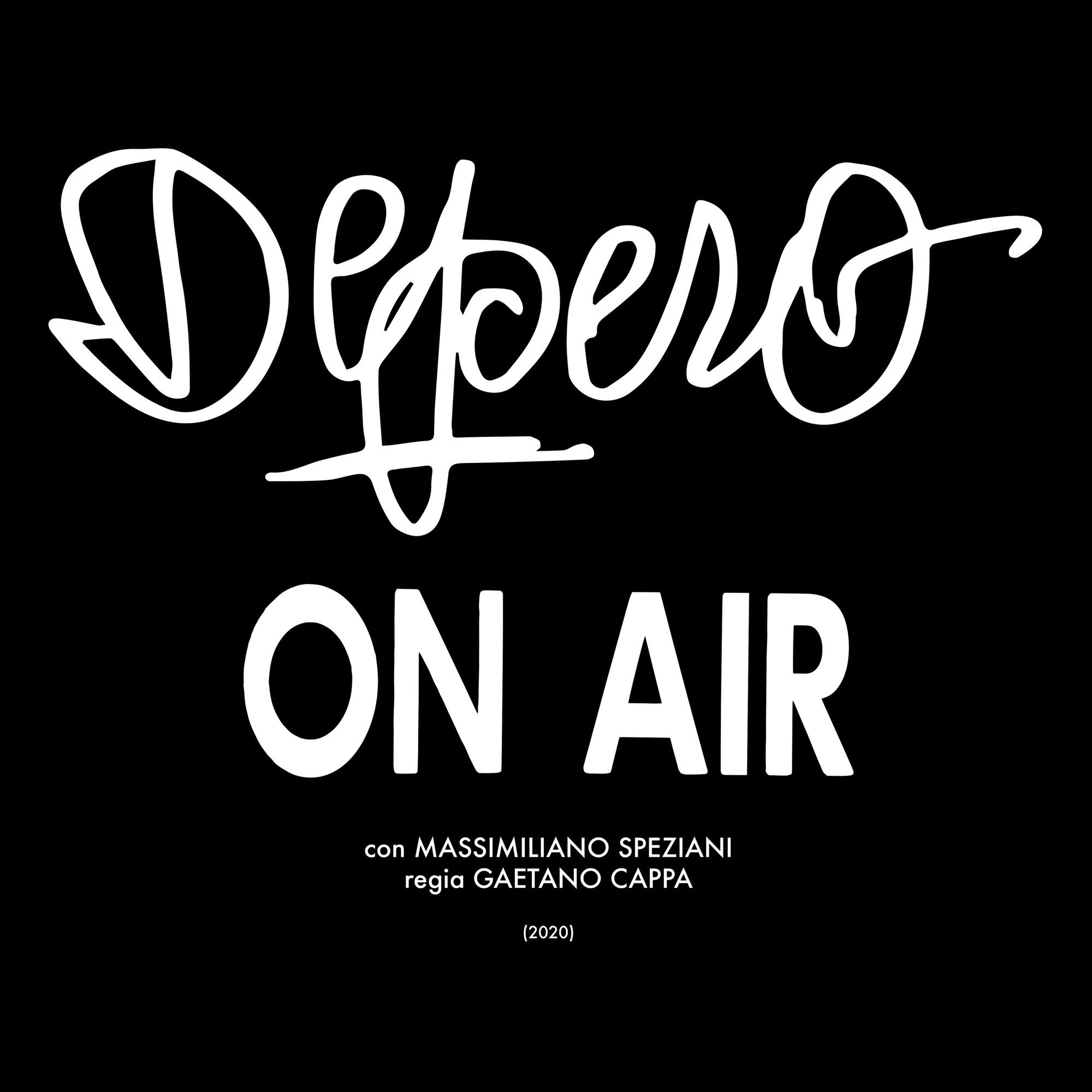 <span>Depero On Air</span>