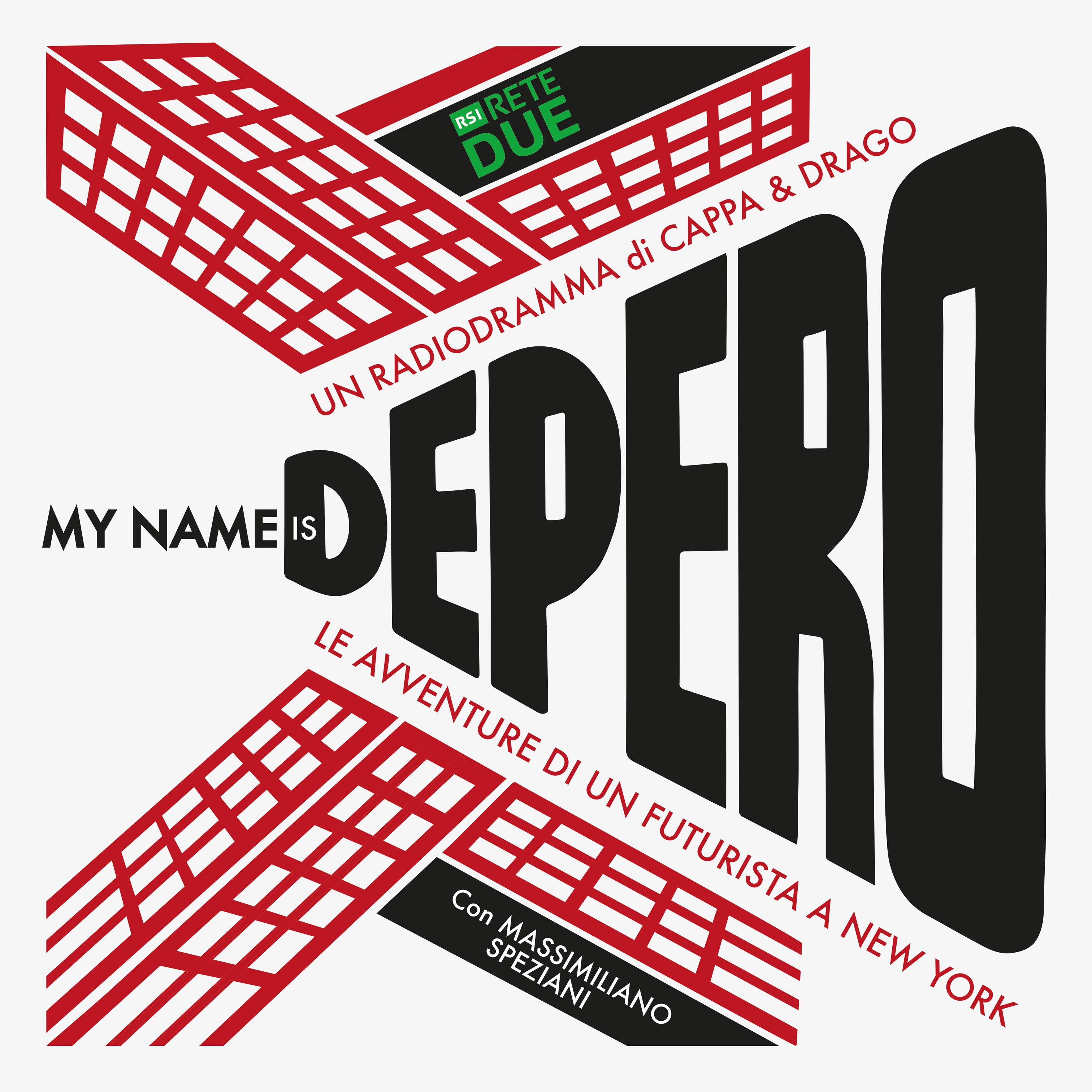 <span>My name is Depero</span>