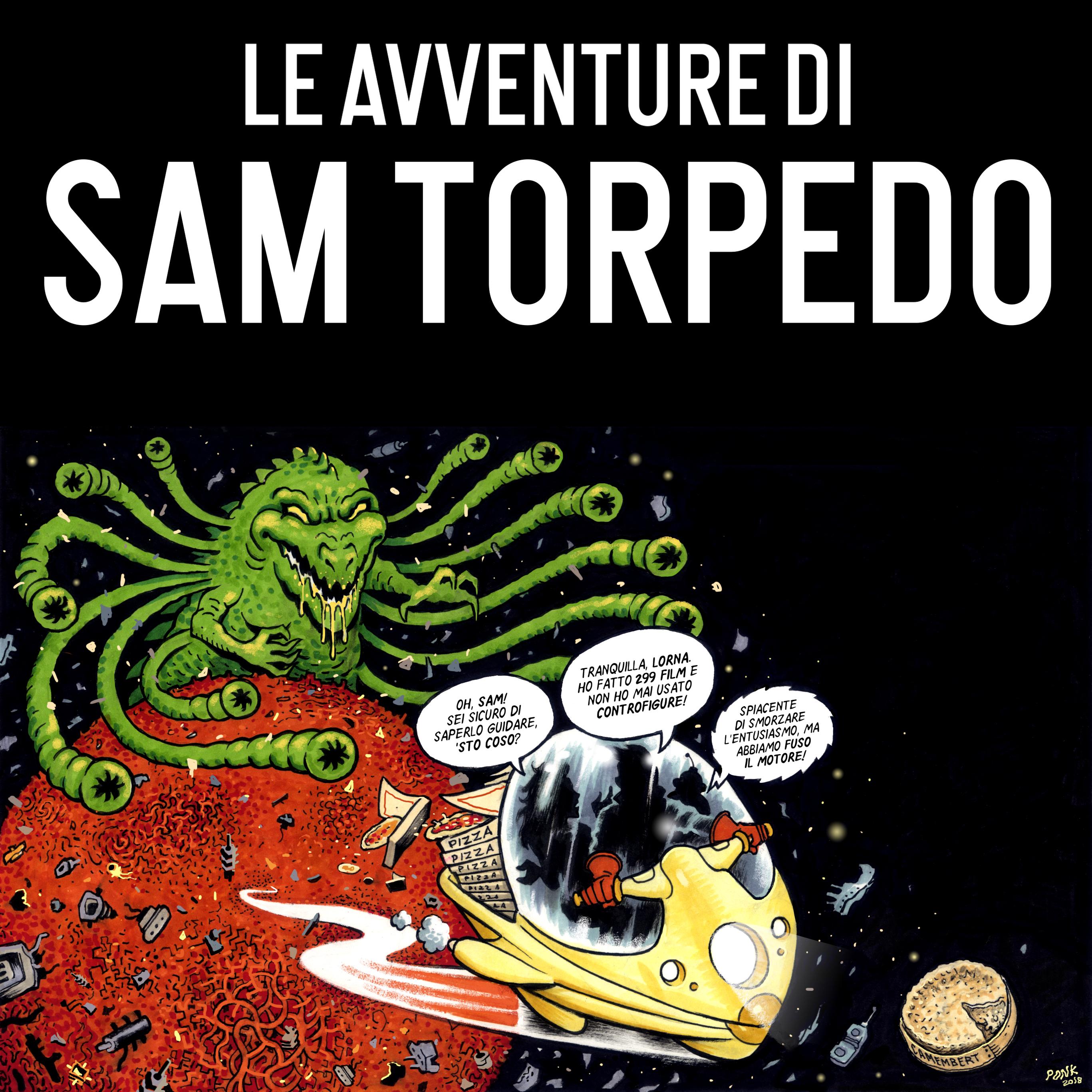 <span>Sam Torpedo</span>